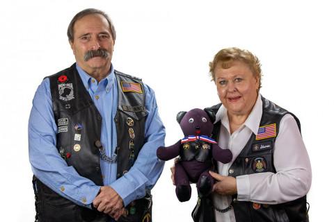 Rider Memory Bear Program